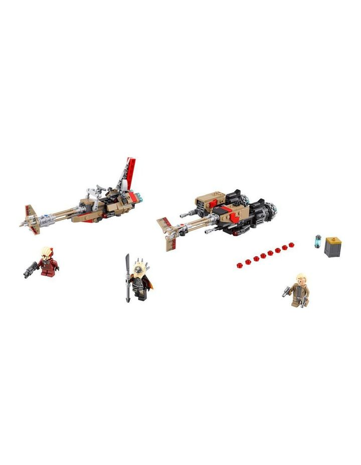 Star Wars Cloud-Rider Swoop Bikes 75215 image 1