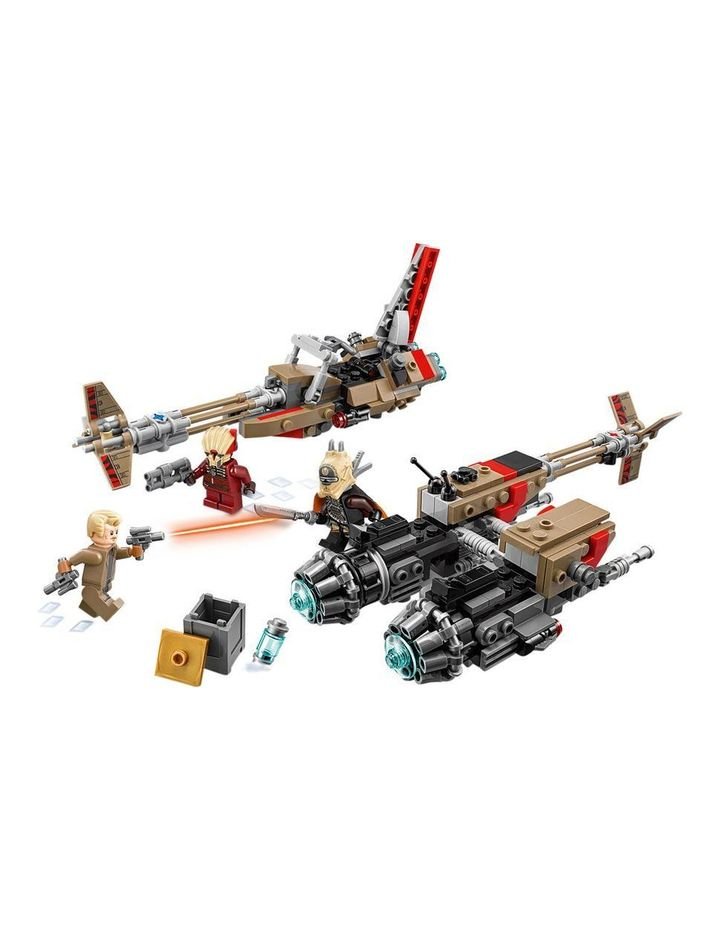 Star Wars Cloud-Rider Swoop Bikes 75215 image 4