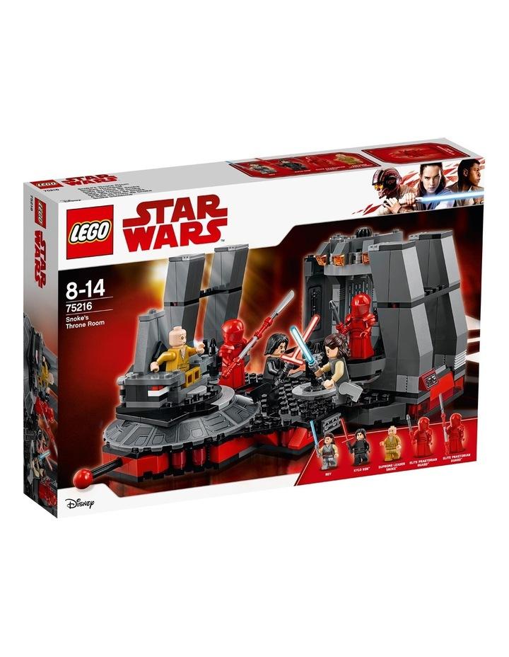 Baukästen & Konstruktion Elite Praetorian Guards of Supreme Leader Snoke Custom Star Wars Minifigure