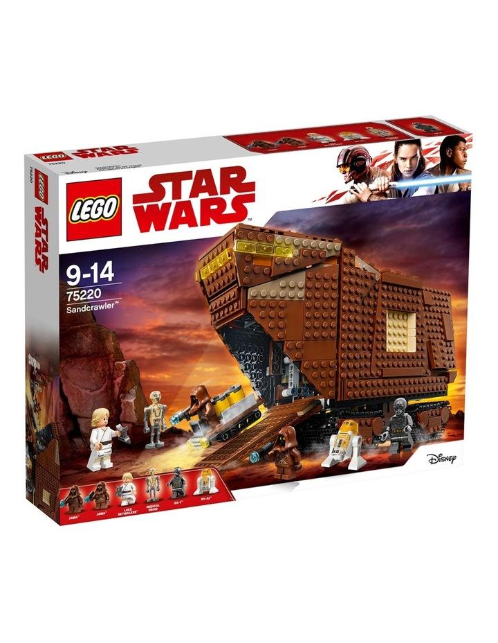 Star Wars Sandcrawler 75220 image 1