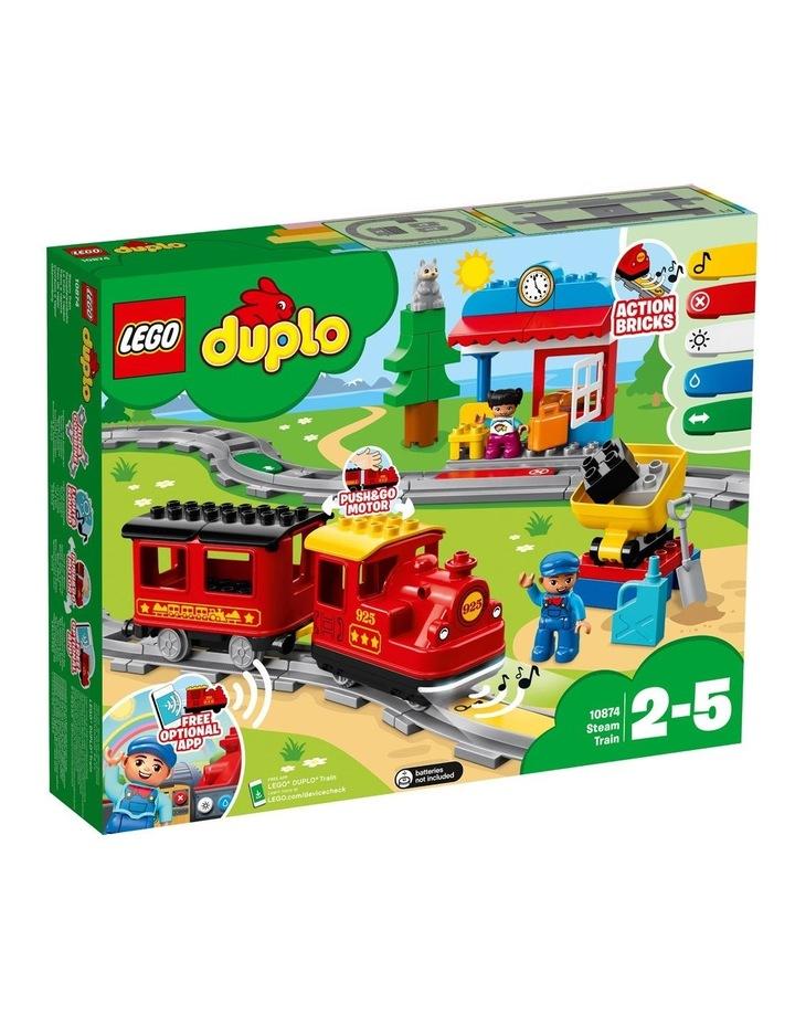 Duplo Steam Train 10874 image 1