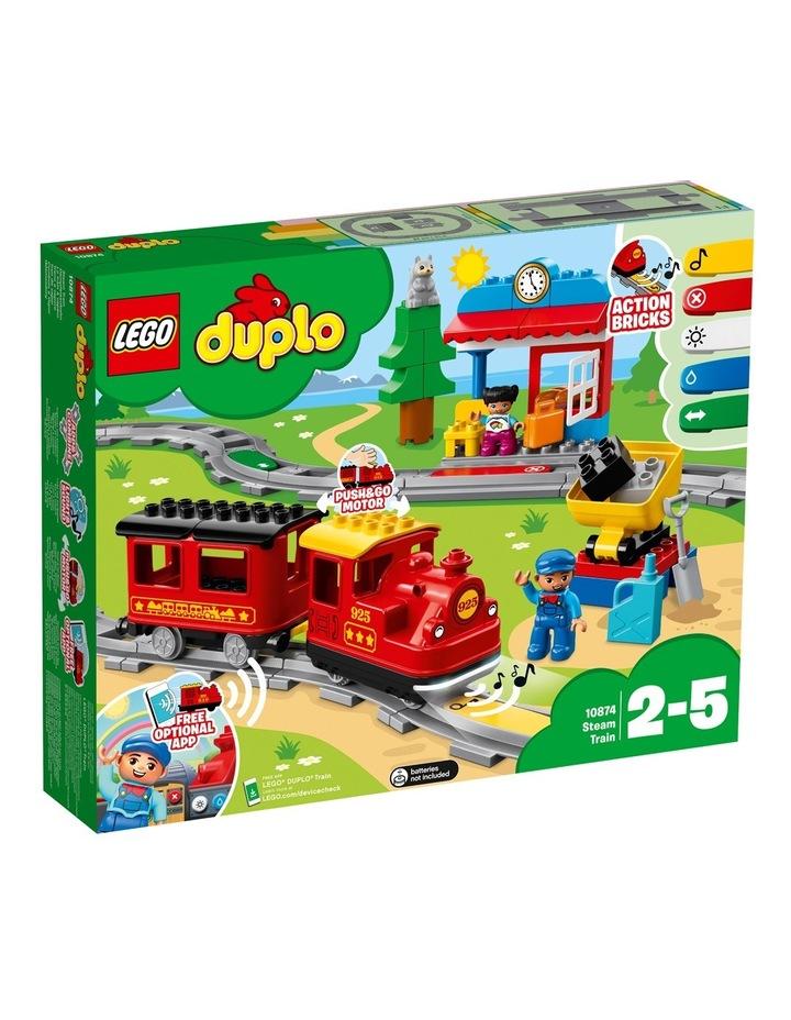 Duplo Steam Train 10874 image 2