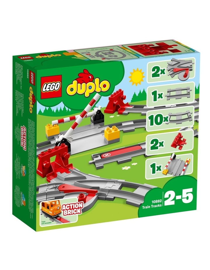 Duplo Train Tracks 10882 image 1
