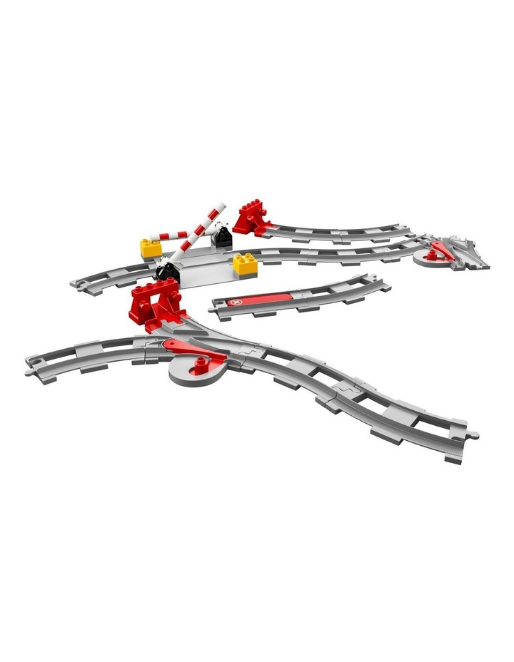 Duplo Train Tracks 10882 image 3
