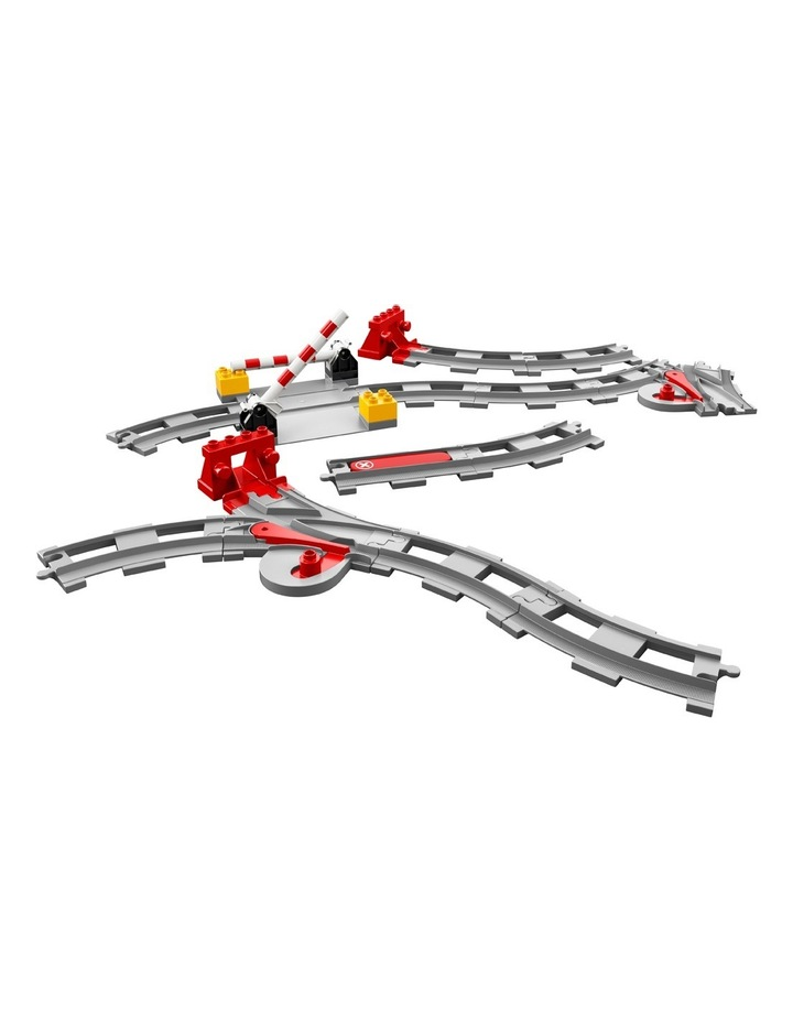 Duplo Train Tracks 10882 image 4