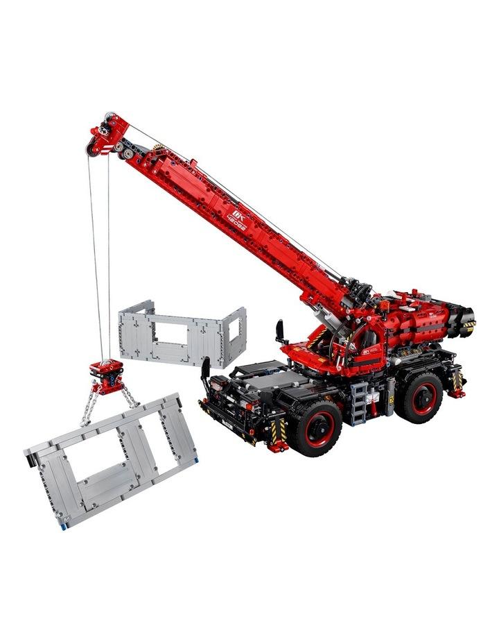 Technic Rough Terrain Crane 42082 image 2