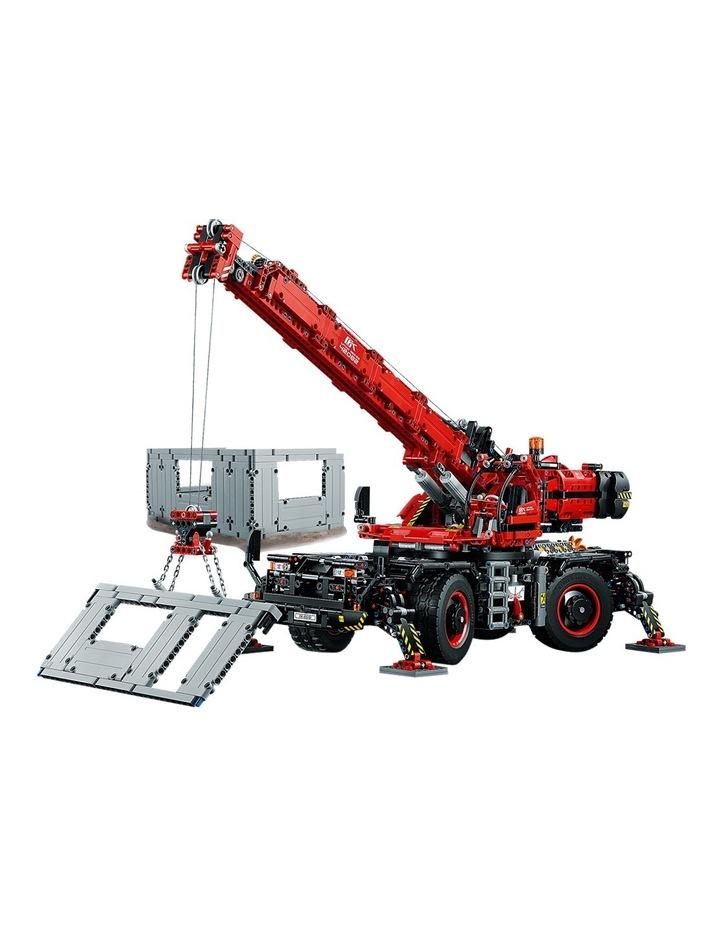 Technic Rough Terrain Crane 42082 image 3