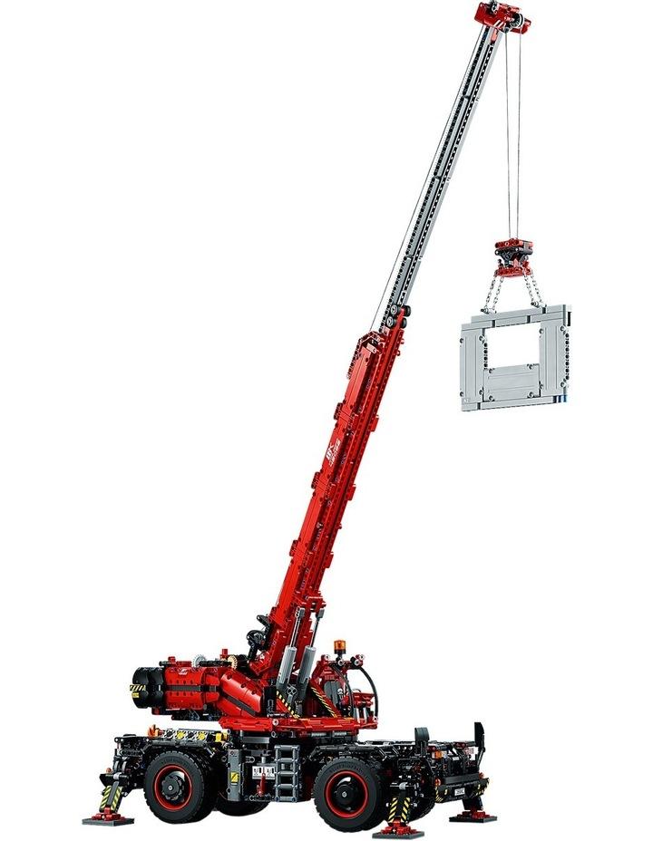 Technic Rough Terrain Crane 42082 image 6