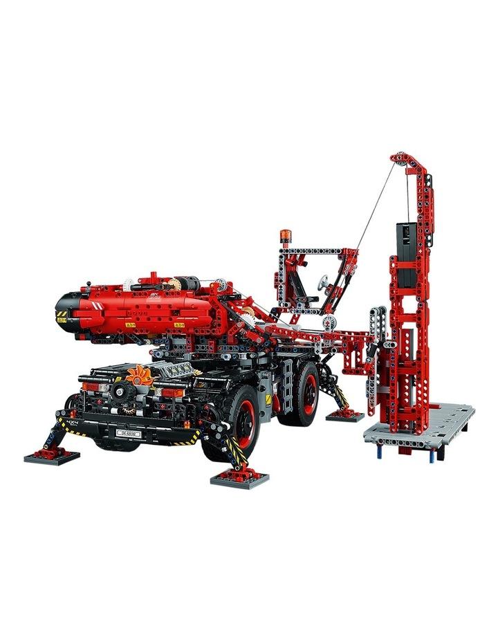 Technic Rough Terrain Crane 42082 image 7