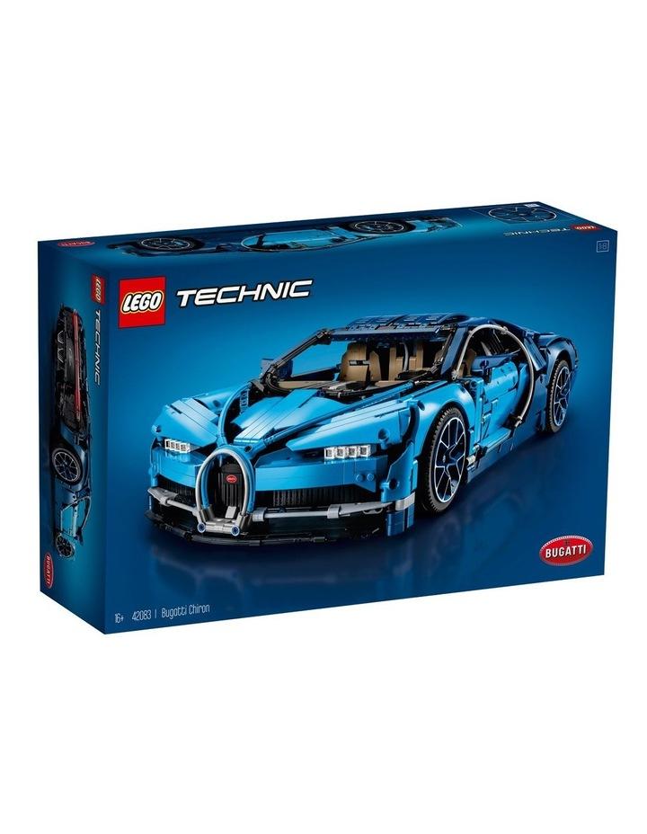 Technic Bugatti Chiron 42083 image 1