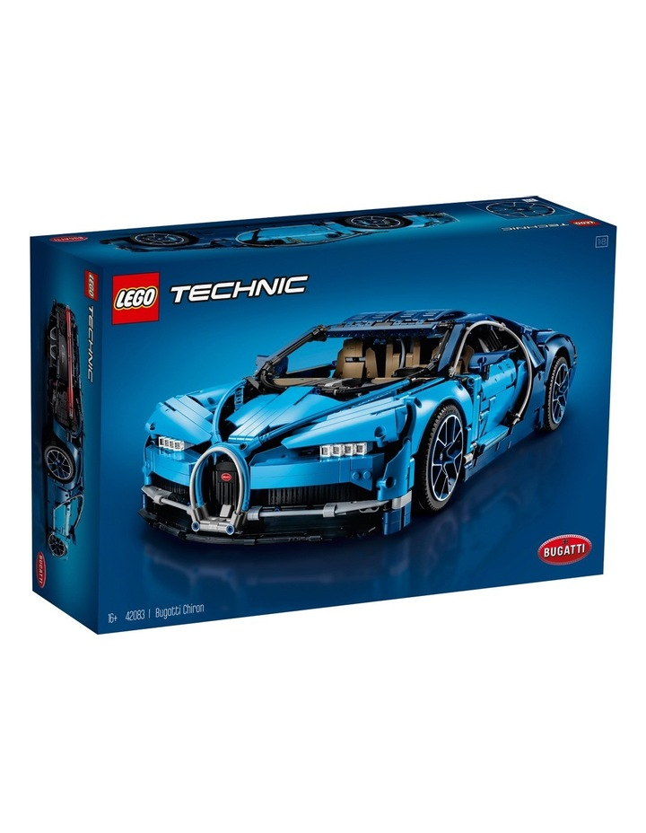 lego technic bugatti chiron 42083 myer. Black Bedroom Furniture Sets. Home Design Ideas