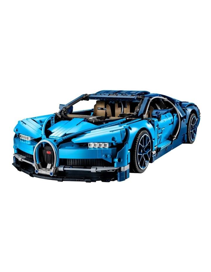 Technic Bugatti Chiron 42083 image 3
