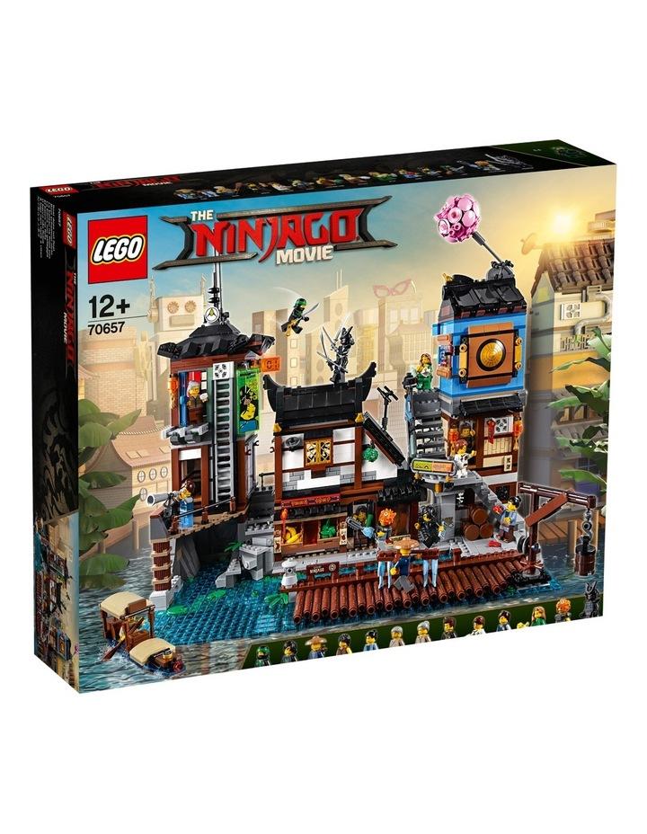 Ninjago City Docks 70657 image 1