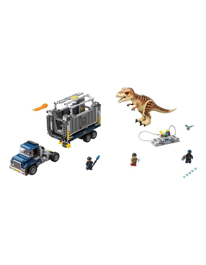 Jurassic World T-Rex Transport 75933 image 2
