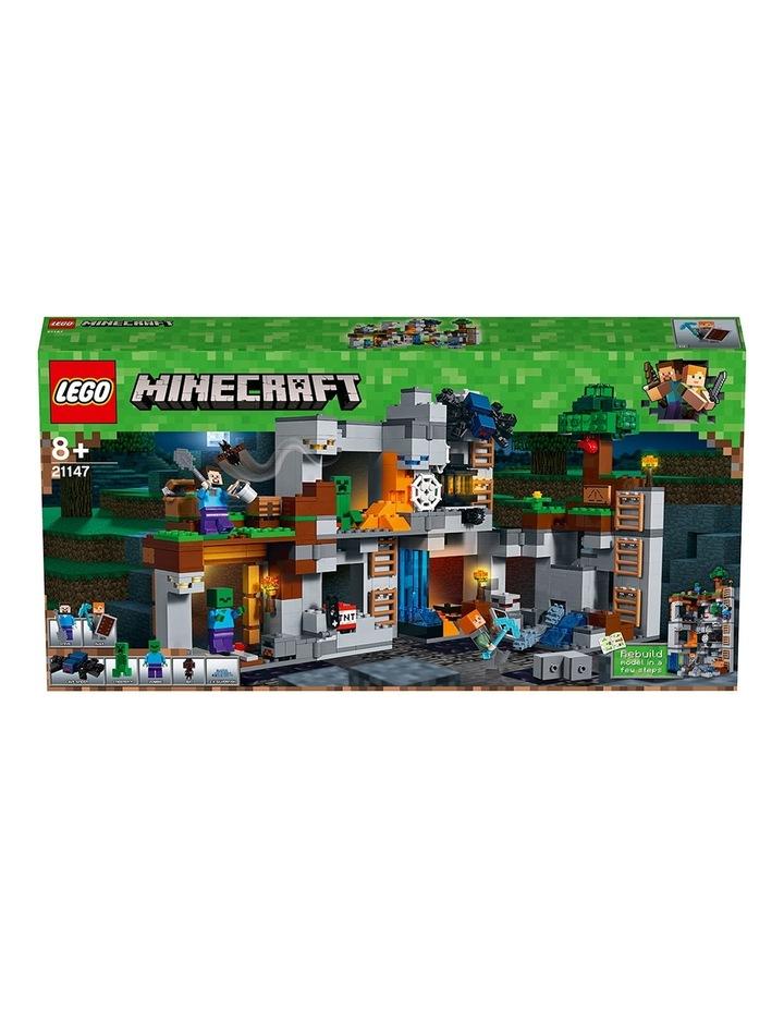 LEGO   Minecraft The Bedrock Adventures 21147   MYER