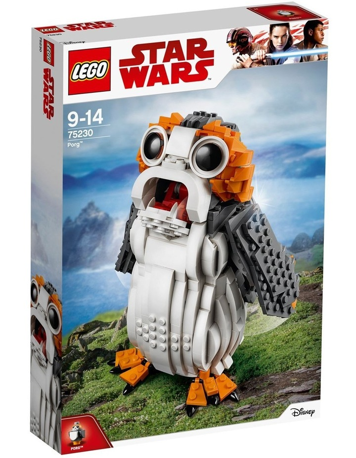 Star Wars Porg 75230 image 1