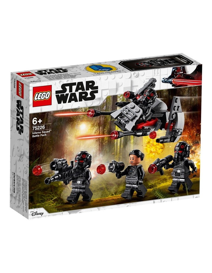 Star Wars Inferno Squad Battle Pack image 1
