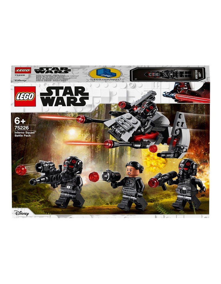 Star Wars Inferno Squad Battle Pack image 2