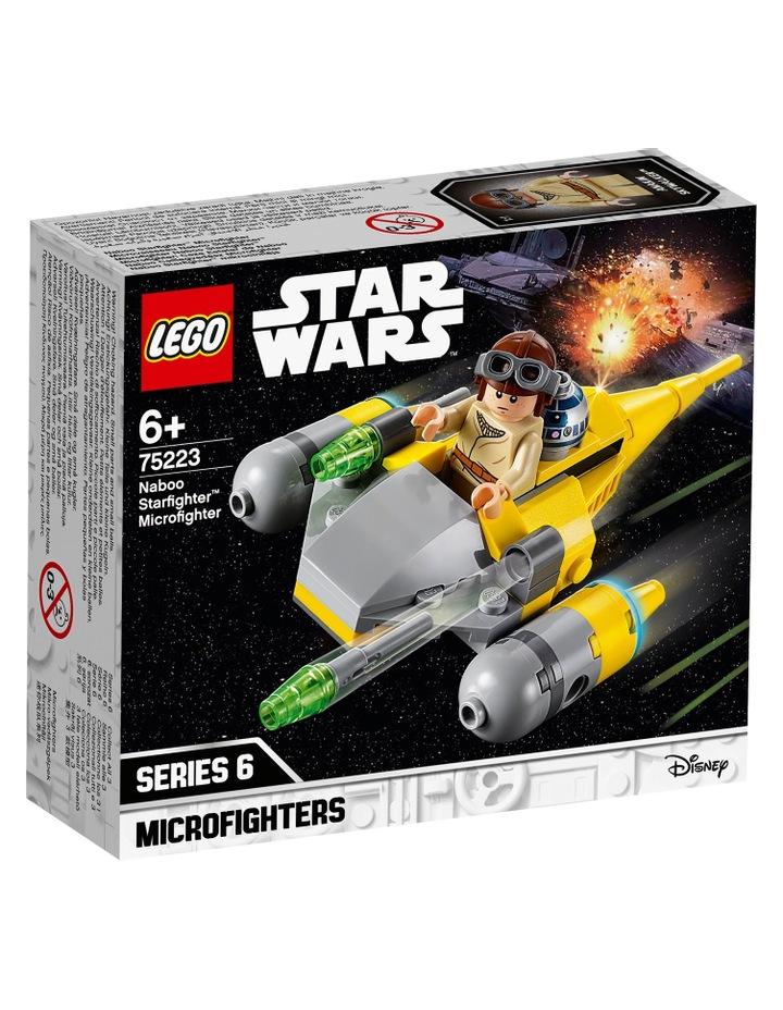 Star Wars Naboo Starfighter image 1