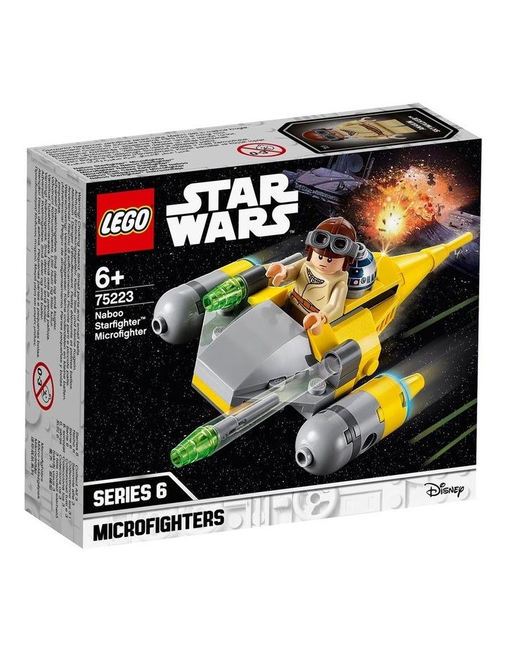 Star Wars Naboo Starfighter image 2