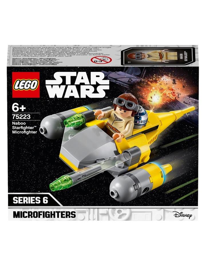 Star Wars Naboo Starfighter image 4