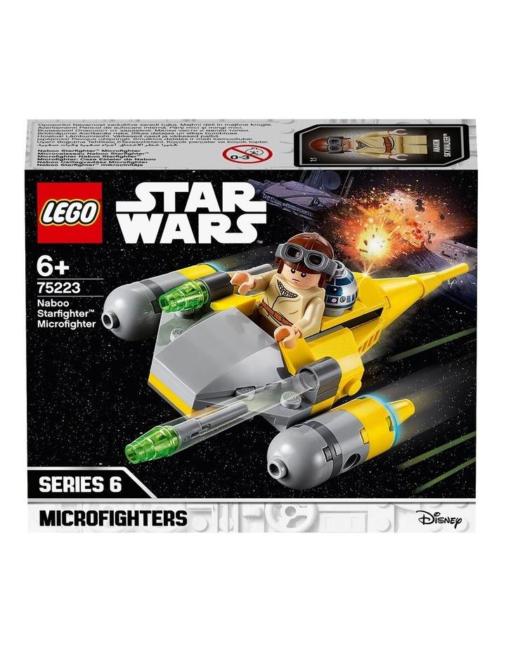 Star Wars Naboo Starfighter image 3