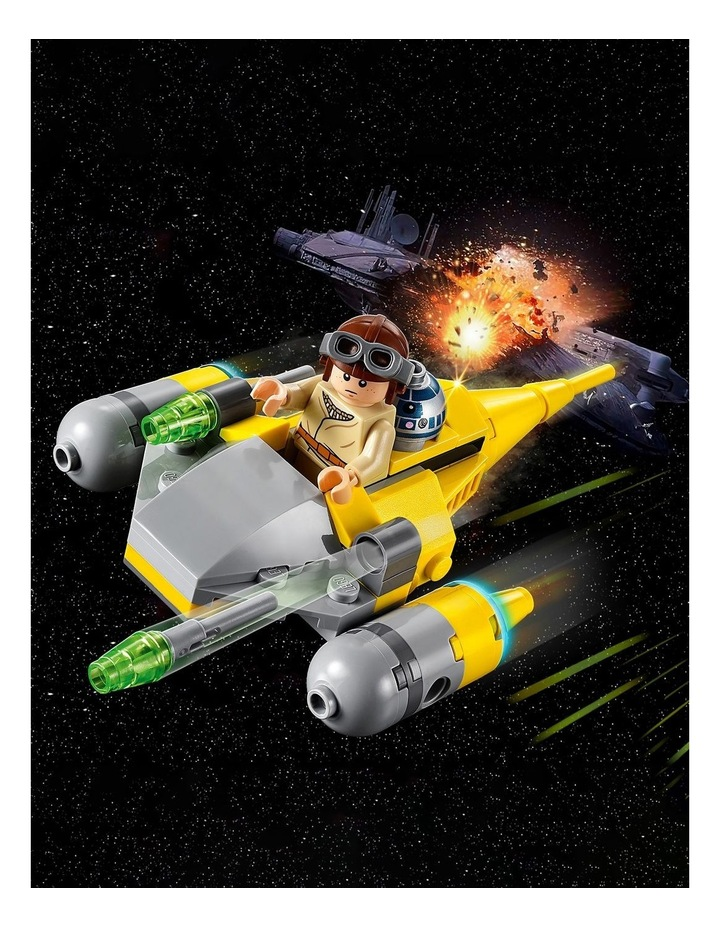Star Wars Naboo Starfighter image 7