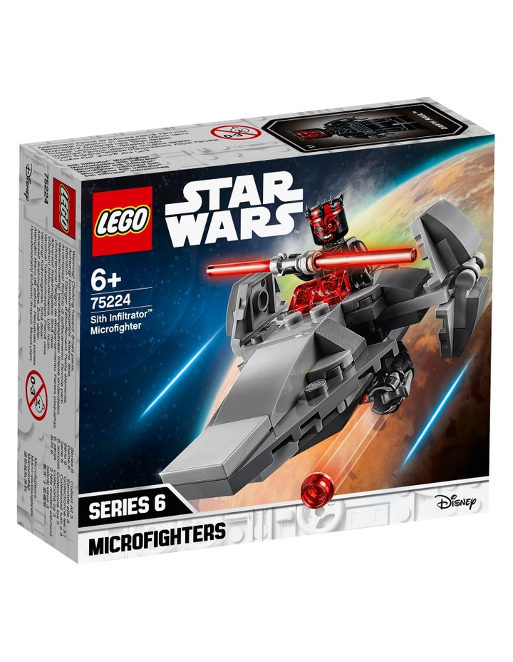 Star Wars Sith Infiltrator Microfighter image 1