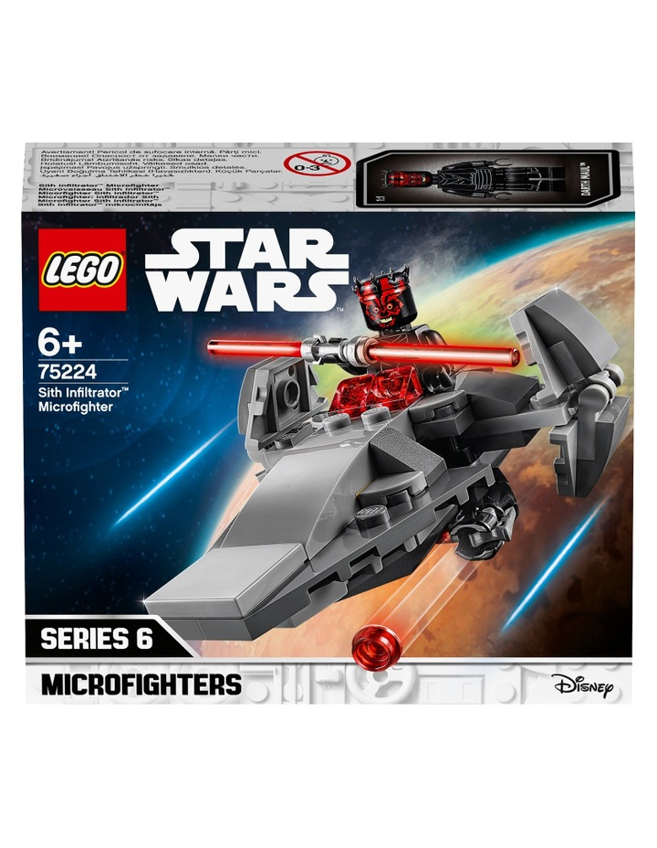 Star Wars Sith Infiltrator Microfighter image 2