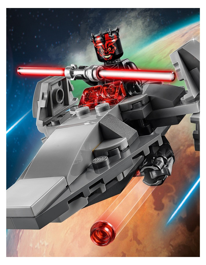 Star Wars Sith Infiltrator Microfighter image 4