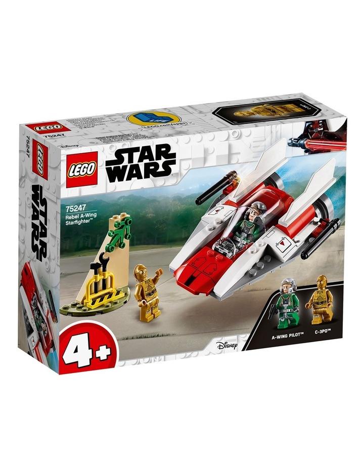 Star Wars Rebel A-Wing Starfighter image 1