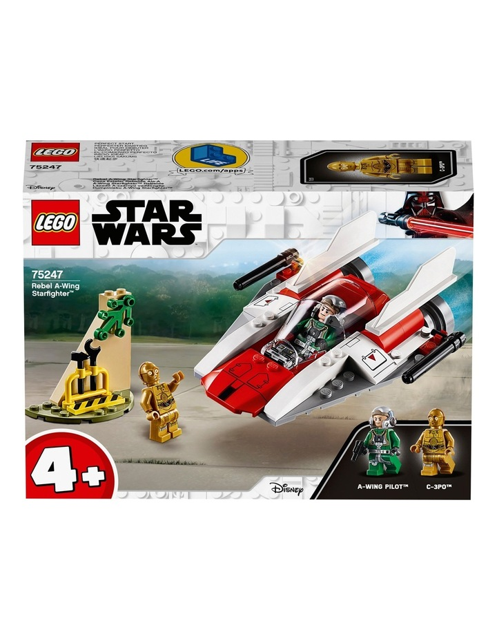 Star Wars Rebel A-Wing Starfighter image 2