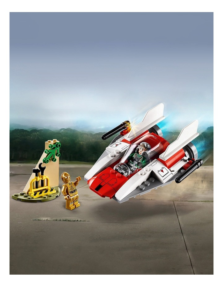 Star Wars Rebel A-Wing Starfighter image 4