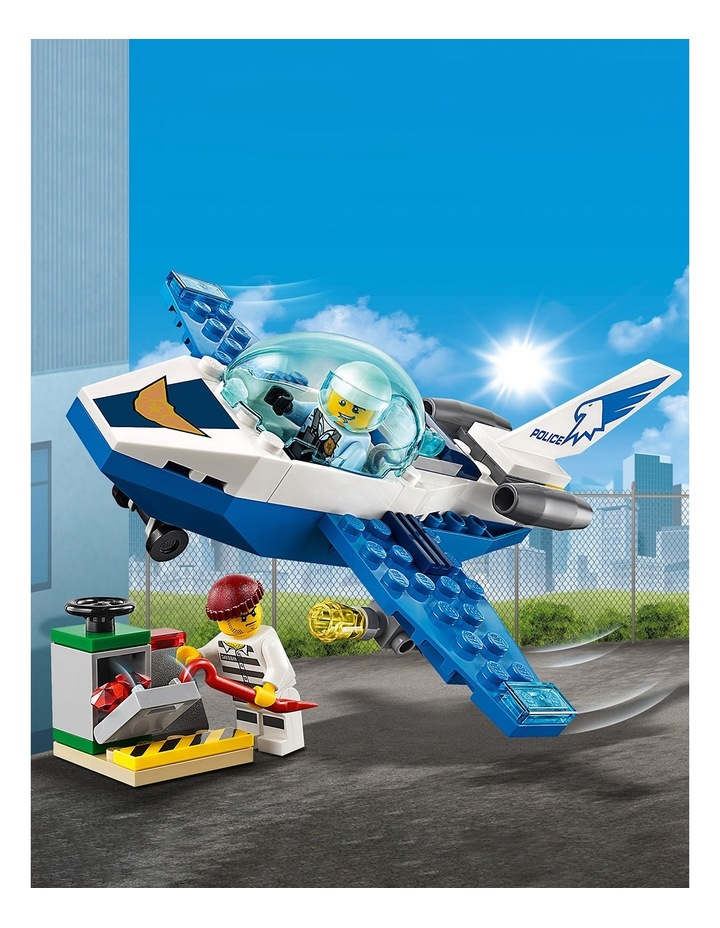 City Sky Police Jet Patrol image 8