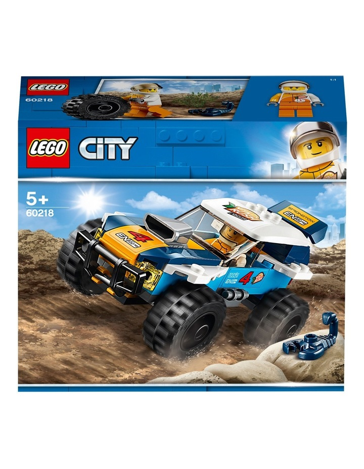 City Desert Rally Racer 60218 image 4
