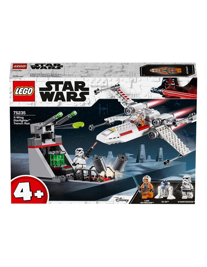 Star Wars X-Wing Starfighter image 2