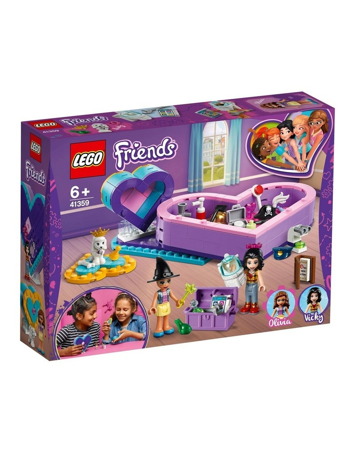 Friends Heart Box Friendship Pack image 1