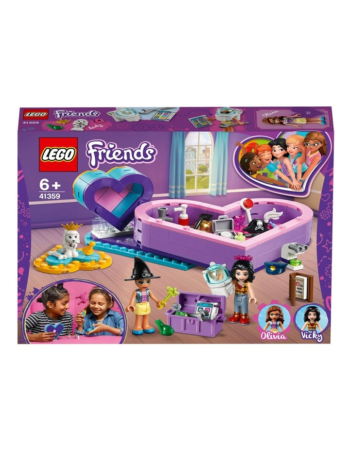Friends Heart Box Friendship Pack image 4
