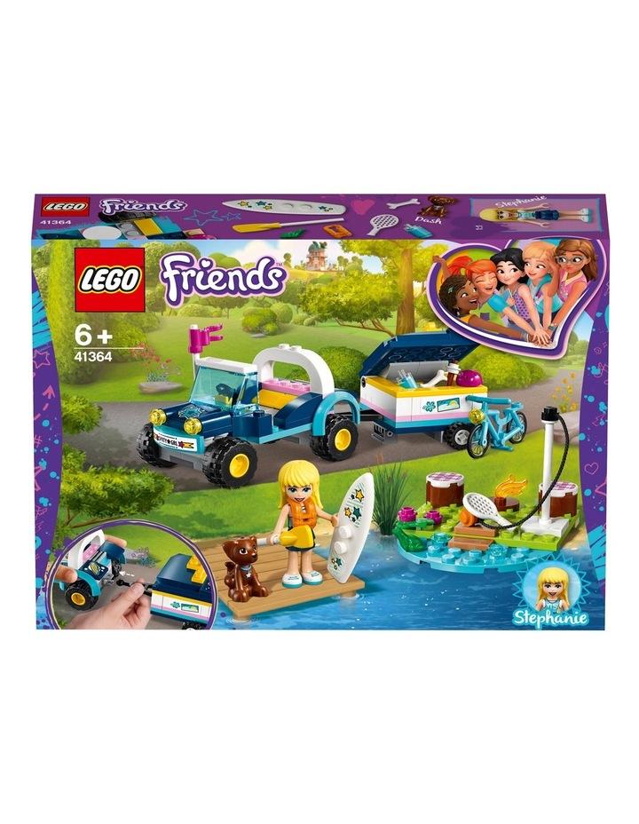 Friends Stephanie's Buggy & Trailer image 2