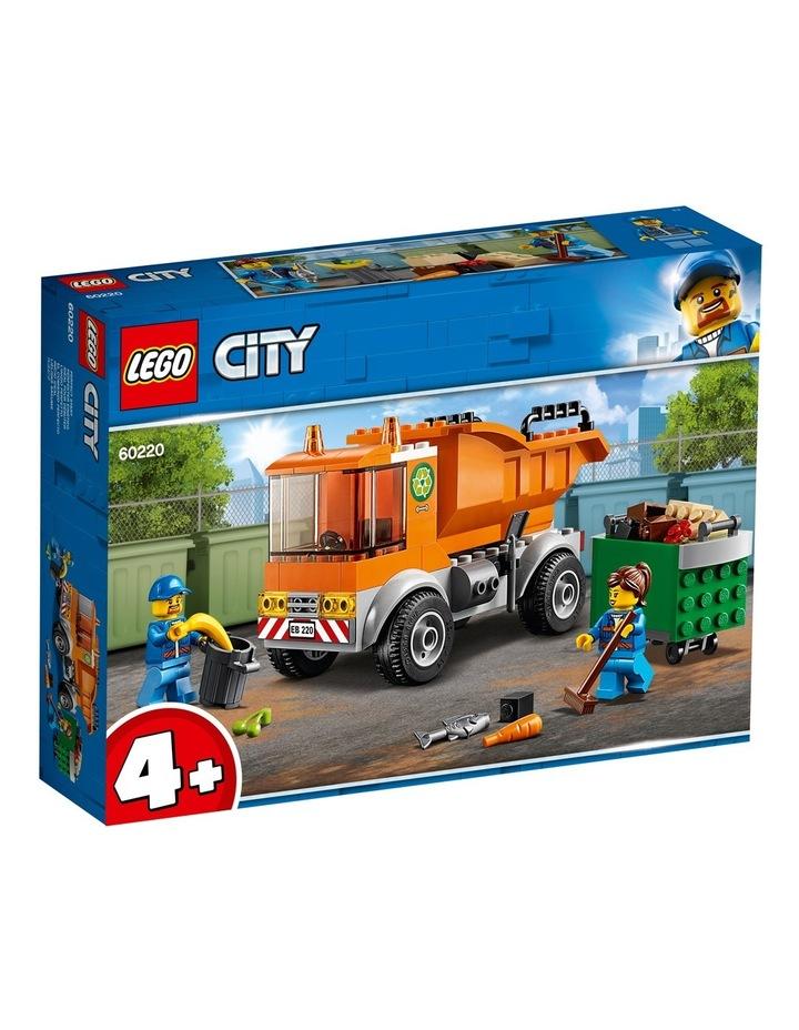 City Garbage Truck image 2