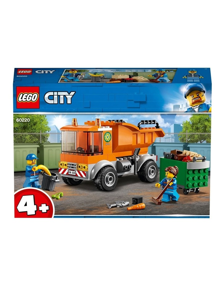City Garbage Truck image 3