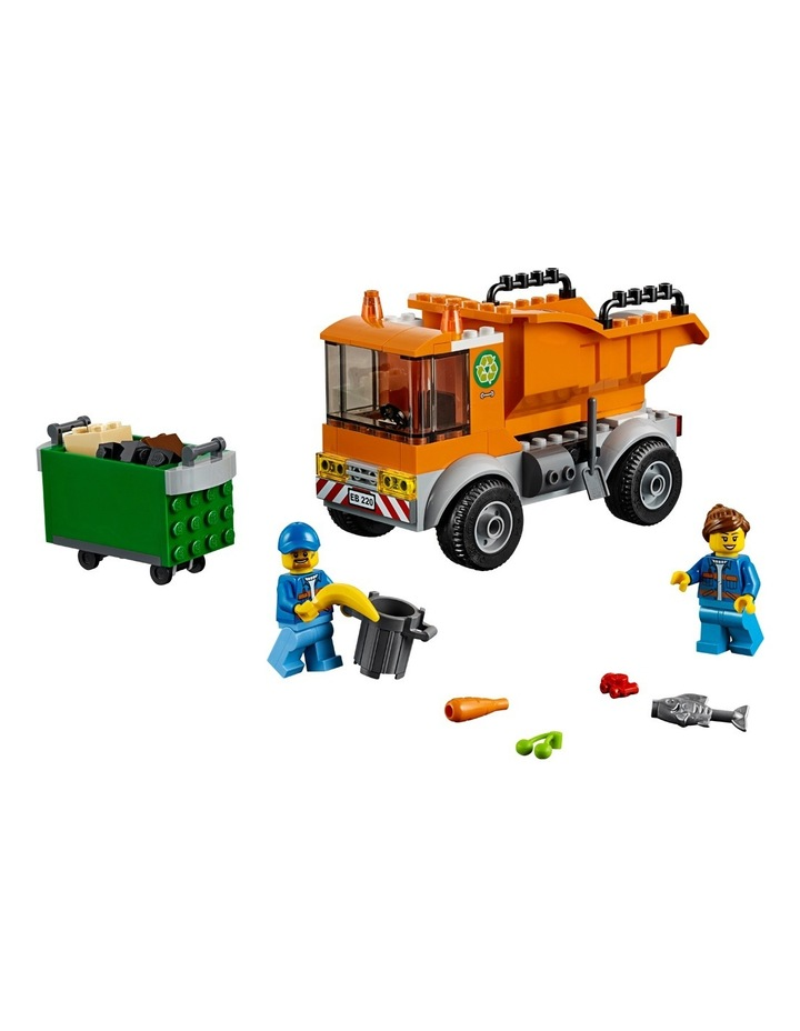 City Garbage Truck image 6