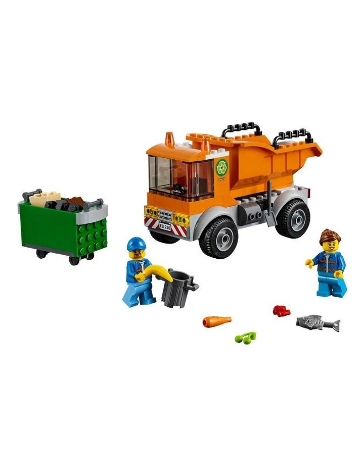 City Garbage Truck image 5