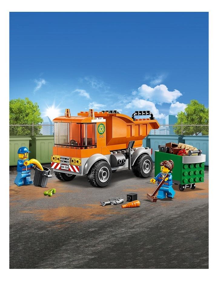 City Garbage Truck image 8