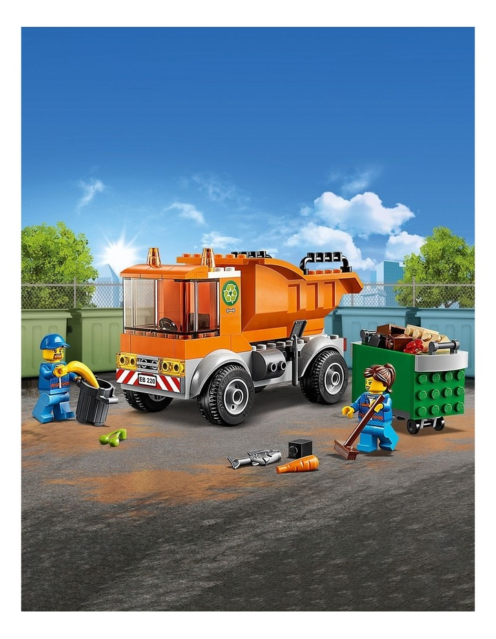 City Garbage Truck image 7
