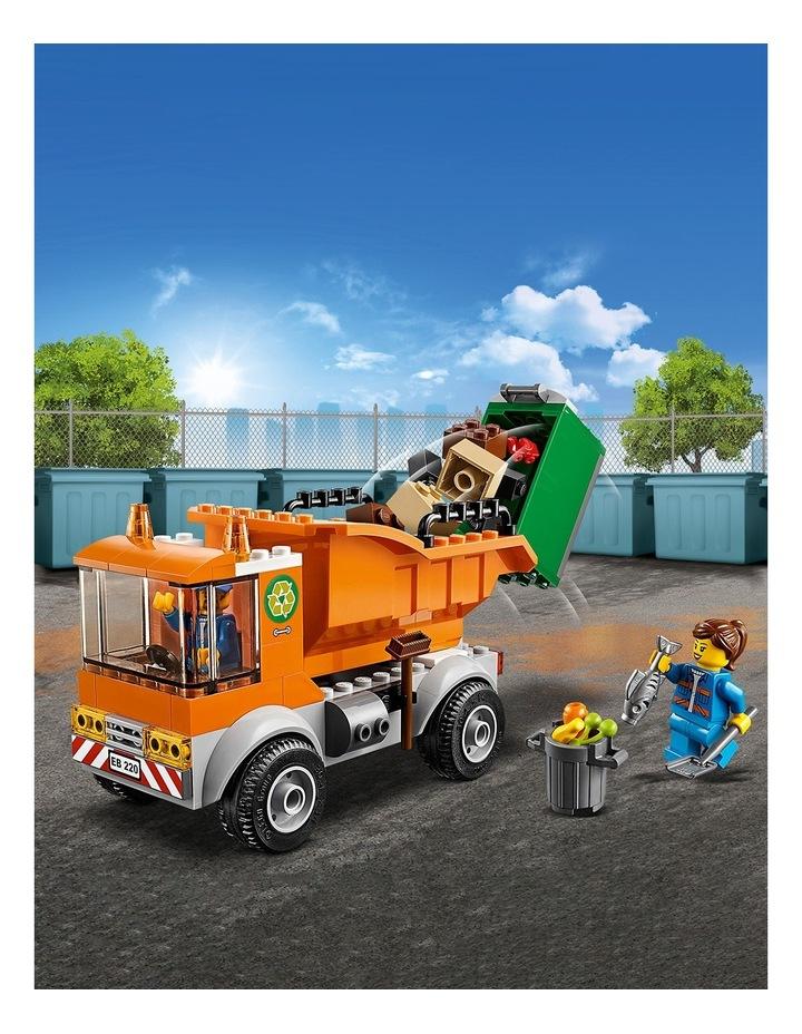City Garbage Truck image 10