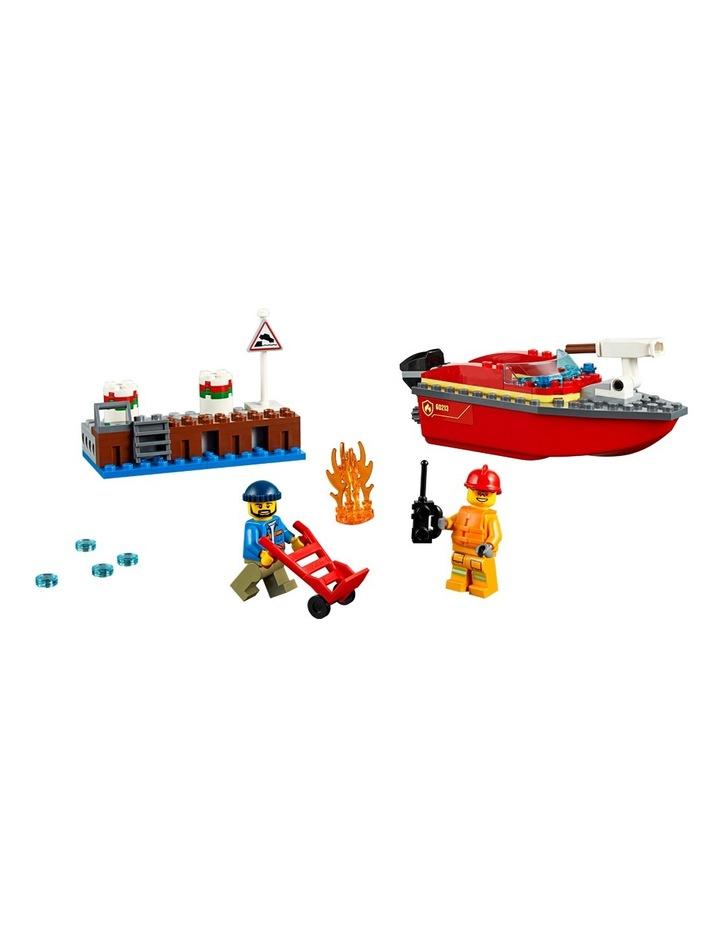 City Dock Side Fire image 6