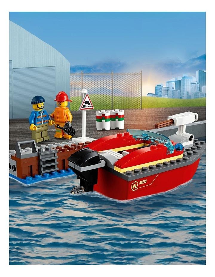City Dock Side Fire image 9