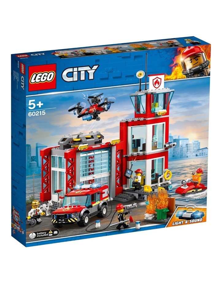 City Fire Station image 2