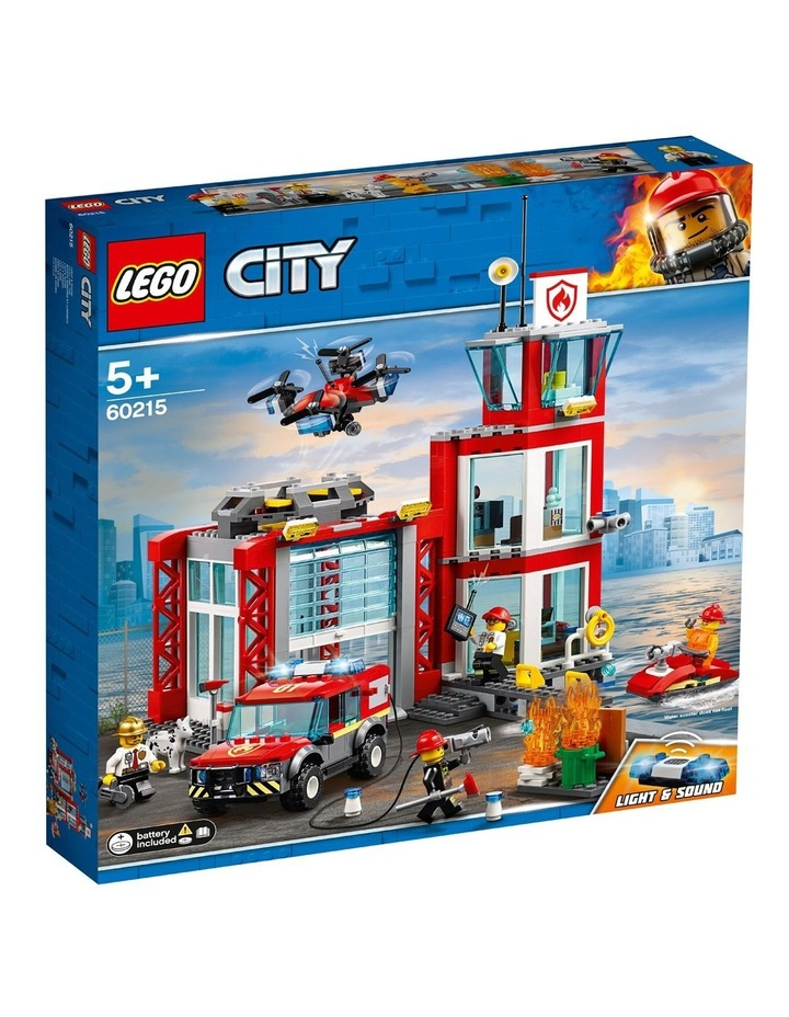 City Fire Station image 1